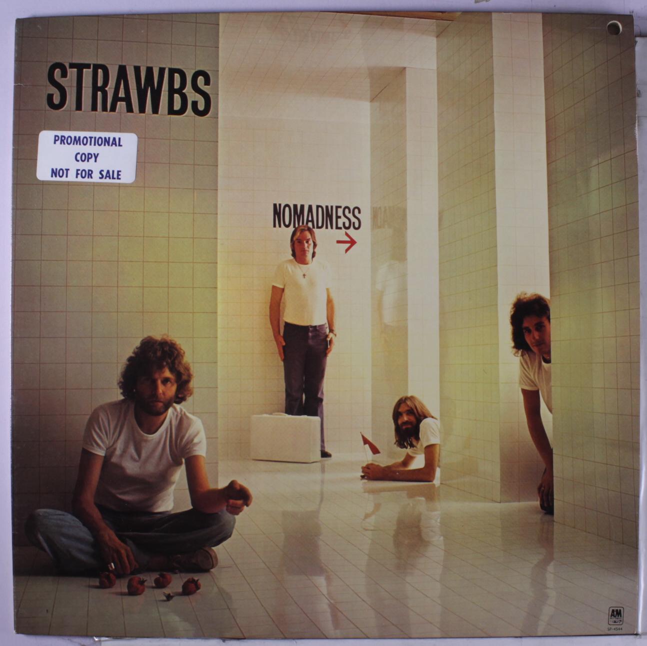 Strawbs Nomadnesss