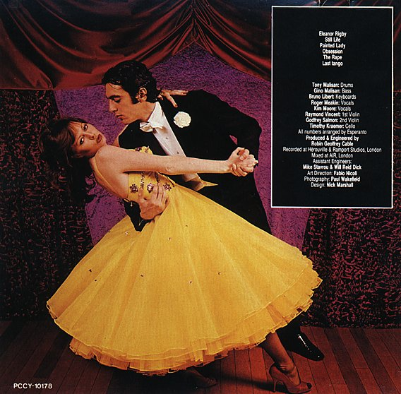 Last Tango back cover