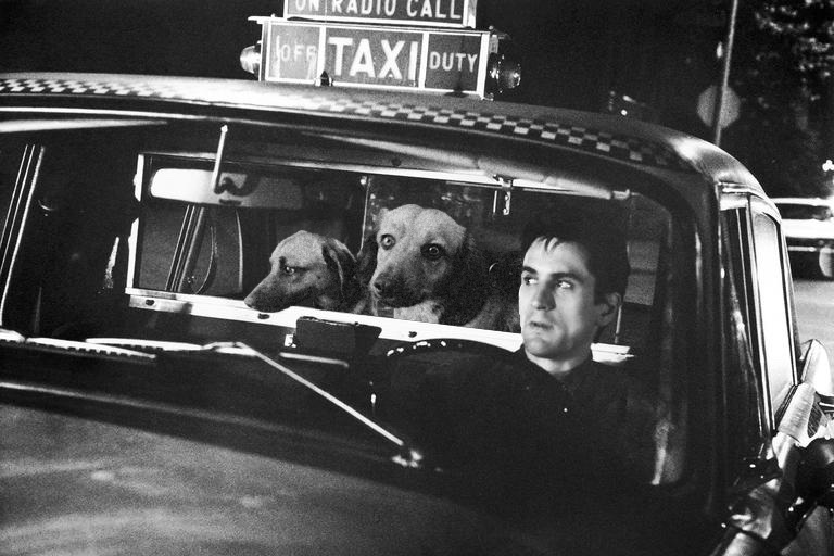 A late night ride with Travis Bickle