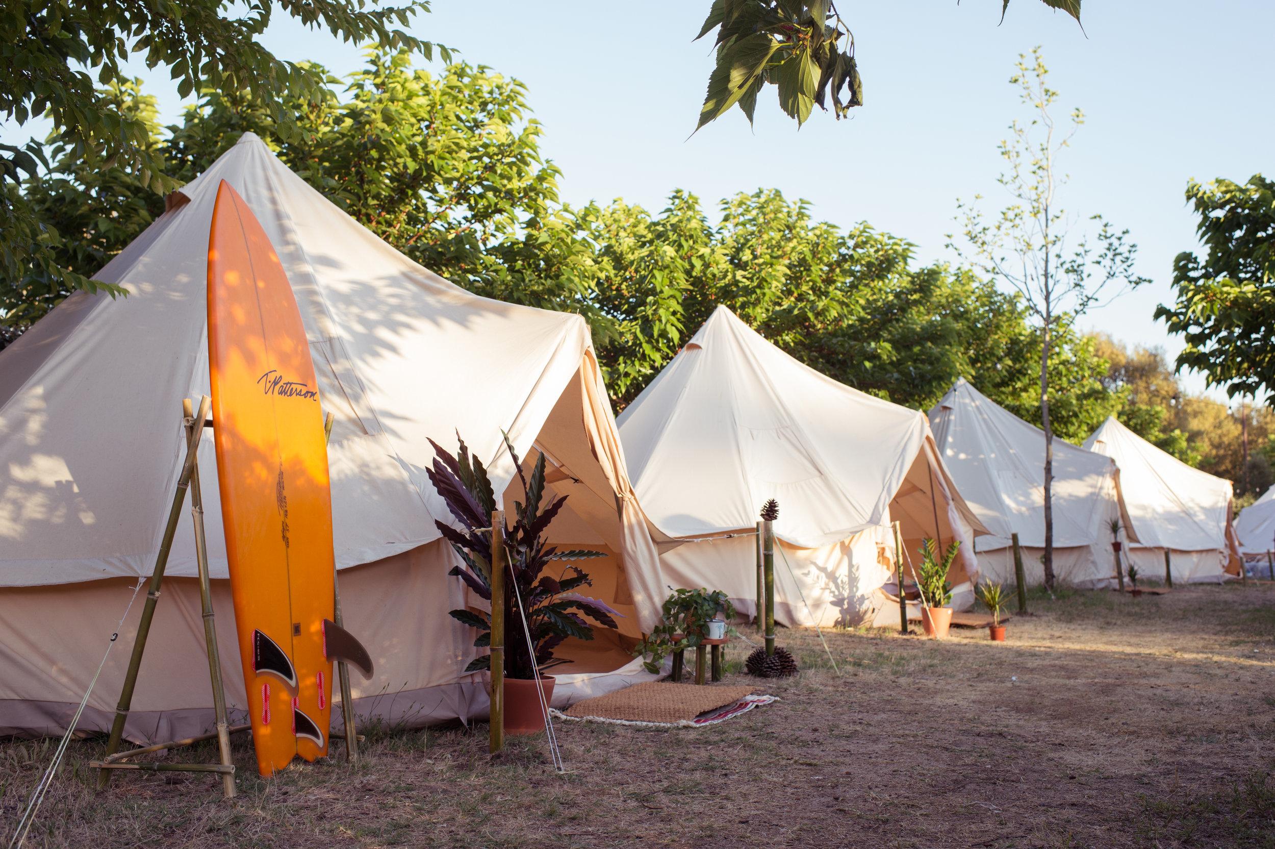 Fat Buddha Camp - Surf and Yoga Retreat