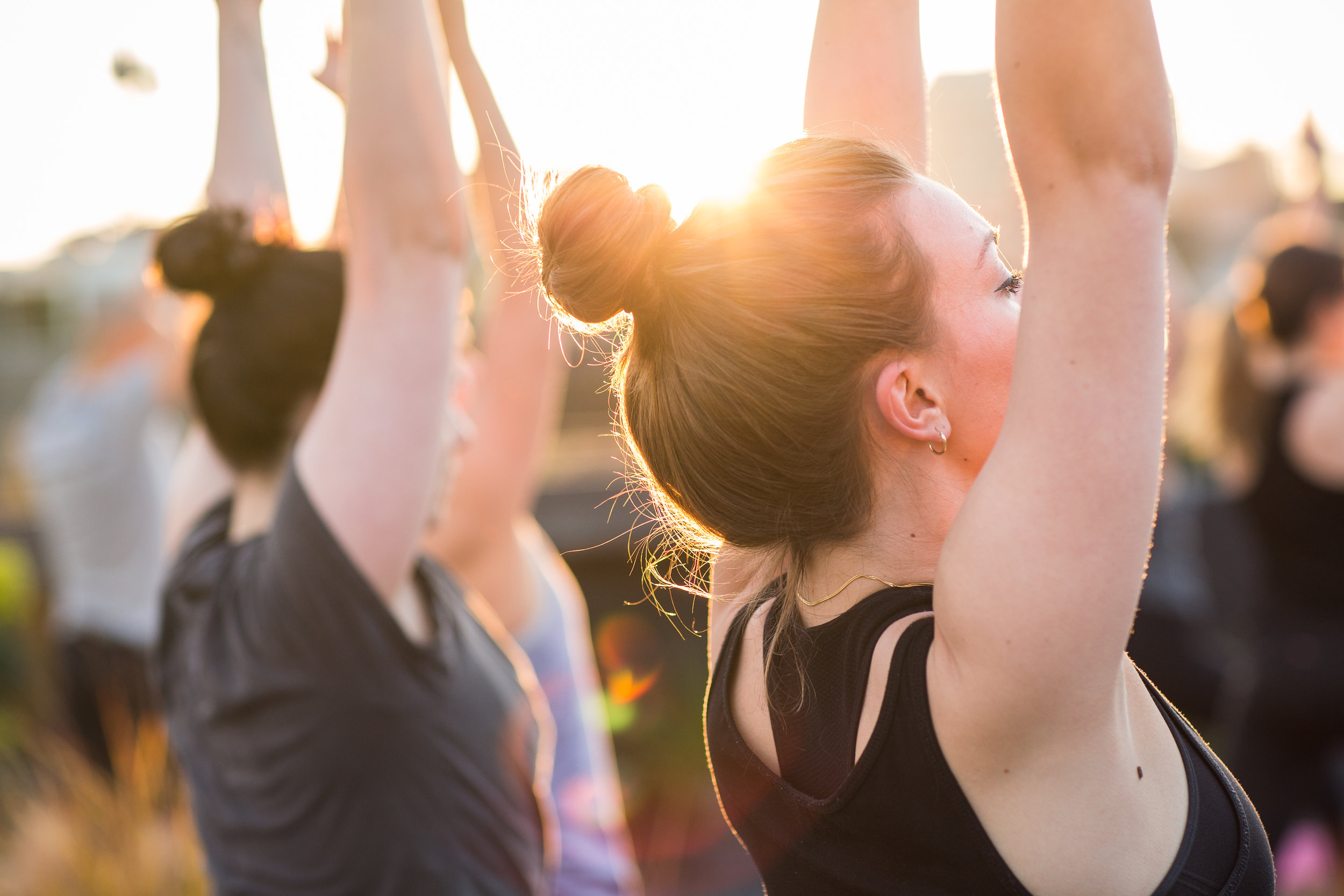 Rise'n'shine @ Coq D'argent - Thursday 07:45 - 08:30Wake up with us over looking the City of London for an energising rise'n'shine flow session.An open level class with plenty of variations to suit the yoga virgin, rookie or pro.£12 Single Pass*(£10 when booked with 4x class pass)Address: Coq D'argent, 1 Poultry, London EC2R 8EJBOOK HERE!