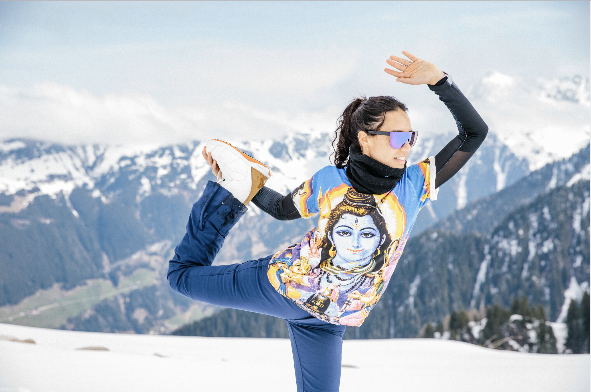 21st - 28th March 2020 - Snow and Yoga Retreat in Chamonix
