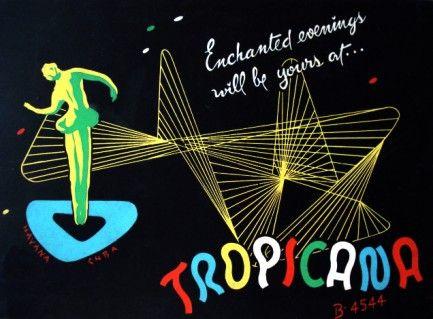 Tropicana Club, Havana, 1939