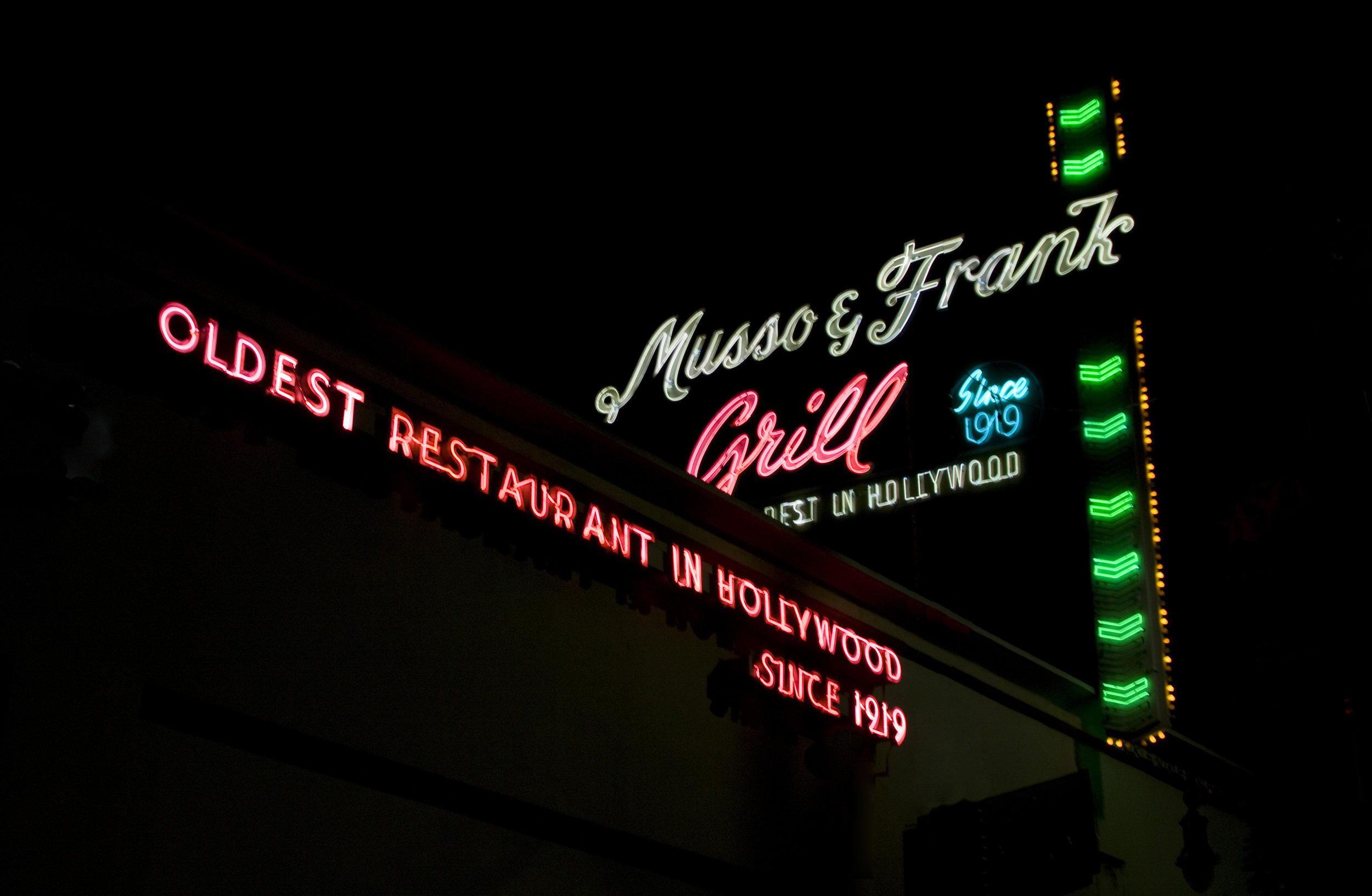 Musso & Frank's Grill