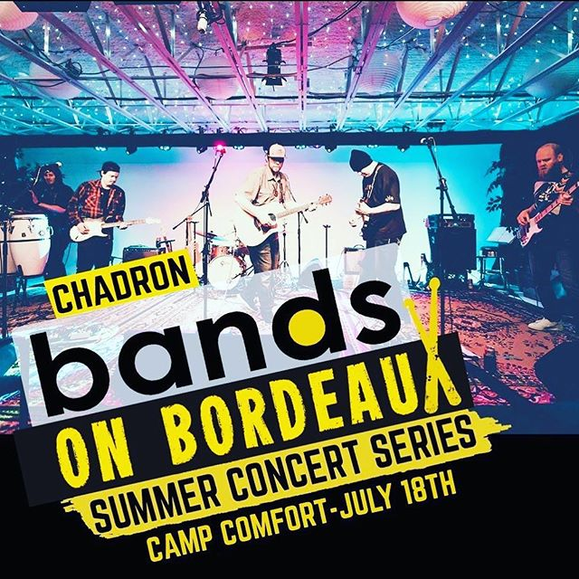 We're hitting the road again!  Don't miss the shows  July 18th @ Chadron, NE July 19th @ Alliance, NE July 20th @ Custer, SD  #campcomfortmusic  #campcomfort #livemusic #liveband #bandsonthebricks #bandsonbordeaux #nebraska #aliveinthe605 #midwestmusic #blackhills