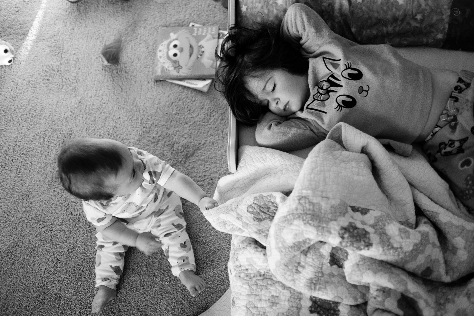 Davis Family Day in the Life Lifestyle Documentary Fuquay-Varina