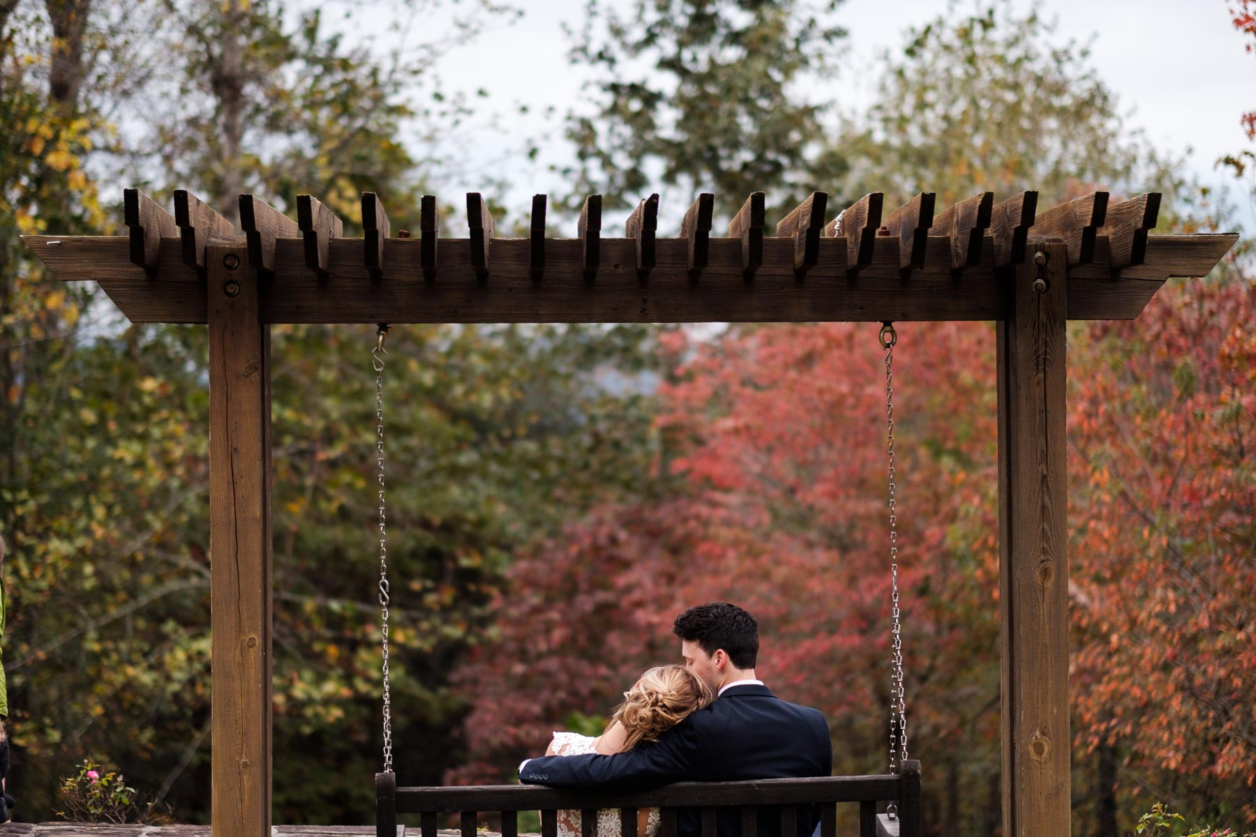 Meredith Seth Wedding Brasstown Valley Resort Young Harris Georg