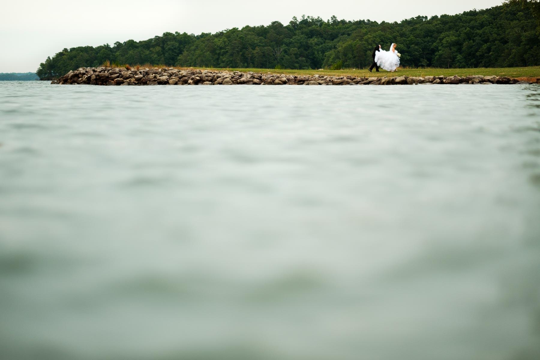 Sara Eric Wedding PineIsle Pointe Lake Lanier Islands Buford Geo