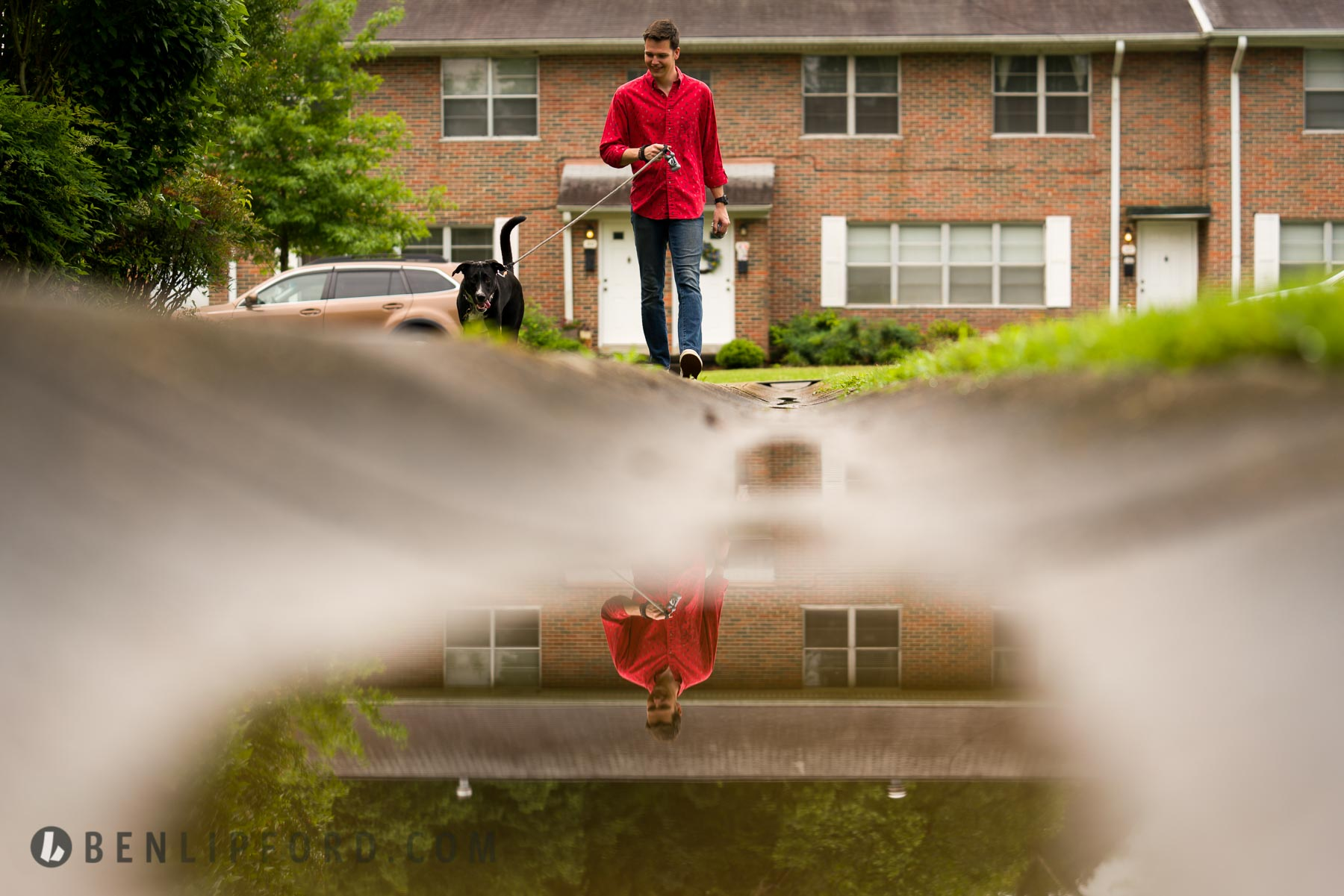 Lauren Wil Enagement Photography Birmingham Alabama Botanical Ga