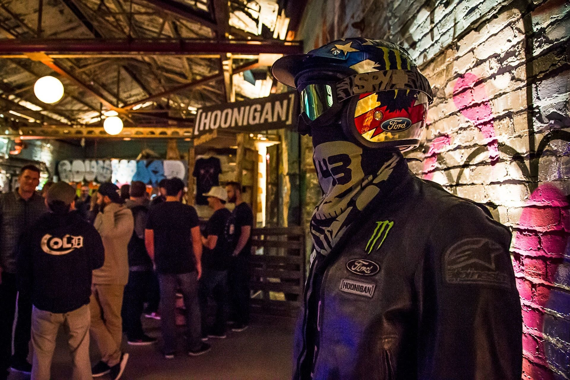 Gymkhana 7 Launch Party -
