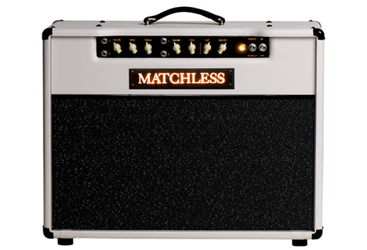 Matchless C30   This is what changed the amp world. The DC-30 and CS30  was the company's first design and still leads the lineup.
