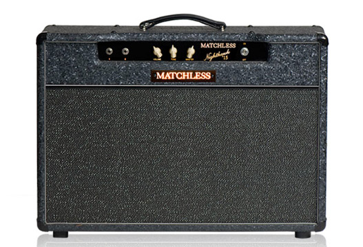 Matchless Nighthawk   Driven by the more aggressive EF86/6267 circuit and a Six Position rotary Tone Selector, the Nighthawk will go from delivering amazing, delicate clean sounds and to turning into an all-out blazing rock amp.