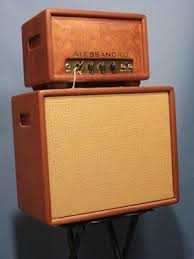 Alessandro Italian Reverb   The Alessandro Italian is an all-tube high-powered jazz amp with a 2 x 6550-based power amp, and a 2 x 6SL7 all-octal preamp.