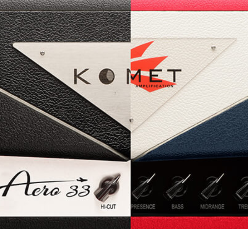 Komet Custom Models   Craft your signature tone and customize your Komet with your own look to boot.