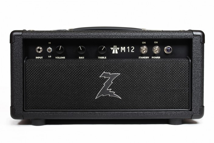 "Dr.Z M12   ""The Dr. Z M12 gives you big tone and clean headroom with 12 watts of power. Designed with the pedal board player in mind, the EF86 front end will devour your pedals and make them sound like they are built into the amp."" – Dr. Z"