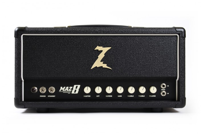 "Dr.Z MAZ 8   ""If you are tired of thinking of ways to win the volume wars with sound guys, club owners, and recording engineers the MAZ 8 is the solution."" – Dr. Z"
