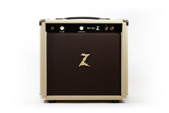 "Dr.Z Mini Z   ""With the built in attenuation we finally have ability to do the high gain tones at whisper levels and not too bad of a clean tone either!"" – Dr. Z"