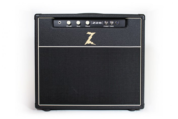 "Dr.Z Z 28   ""The tone stack of Route 66 and the sparkle of the 6V6 makes this a great amp at any volume…"" – Dr. Z"