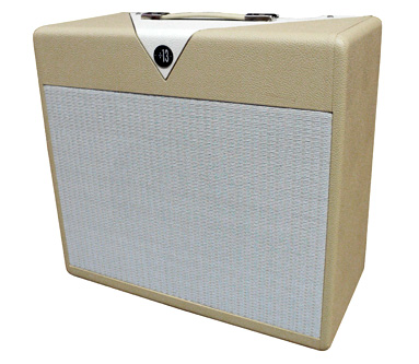 Divided by 13 CJ 11   Powered by 2 6V6GTs it's hard to believe the performance of this stout, 11 watt, 1x12 combo
