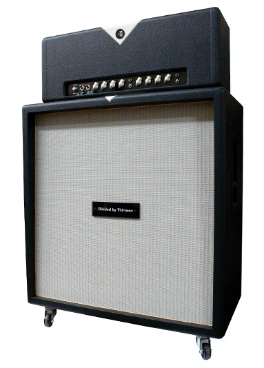 """Divided by 13 RDT 200   The RDT 200 is one of our two new bass amplifiers. I made these amps to be more suited for what i call """"bass guitar"""" players rather than """"electric bass"""" players"""