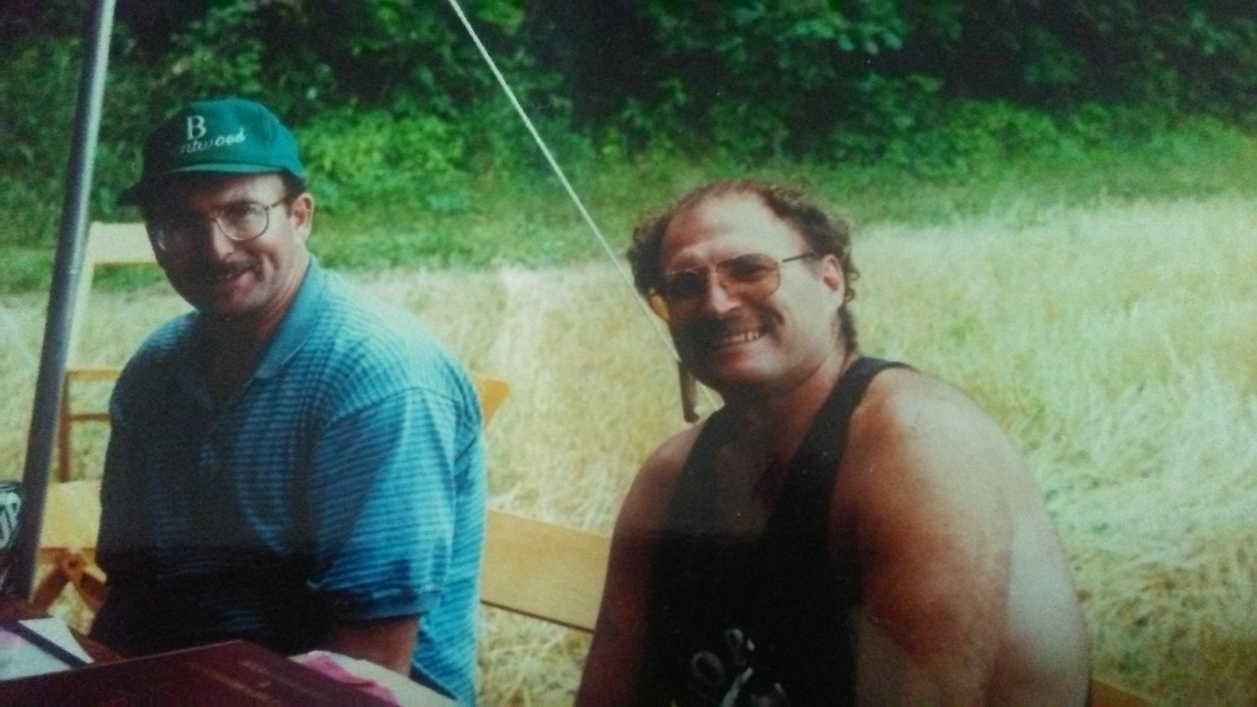 Brian and Dave Ebosh