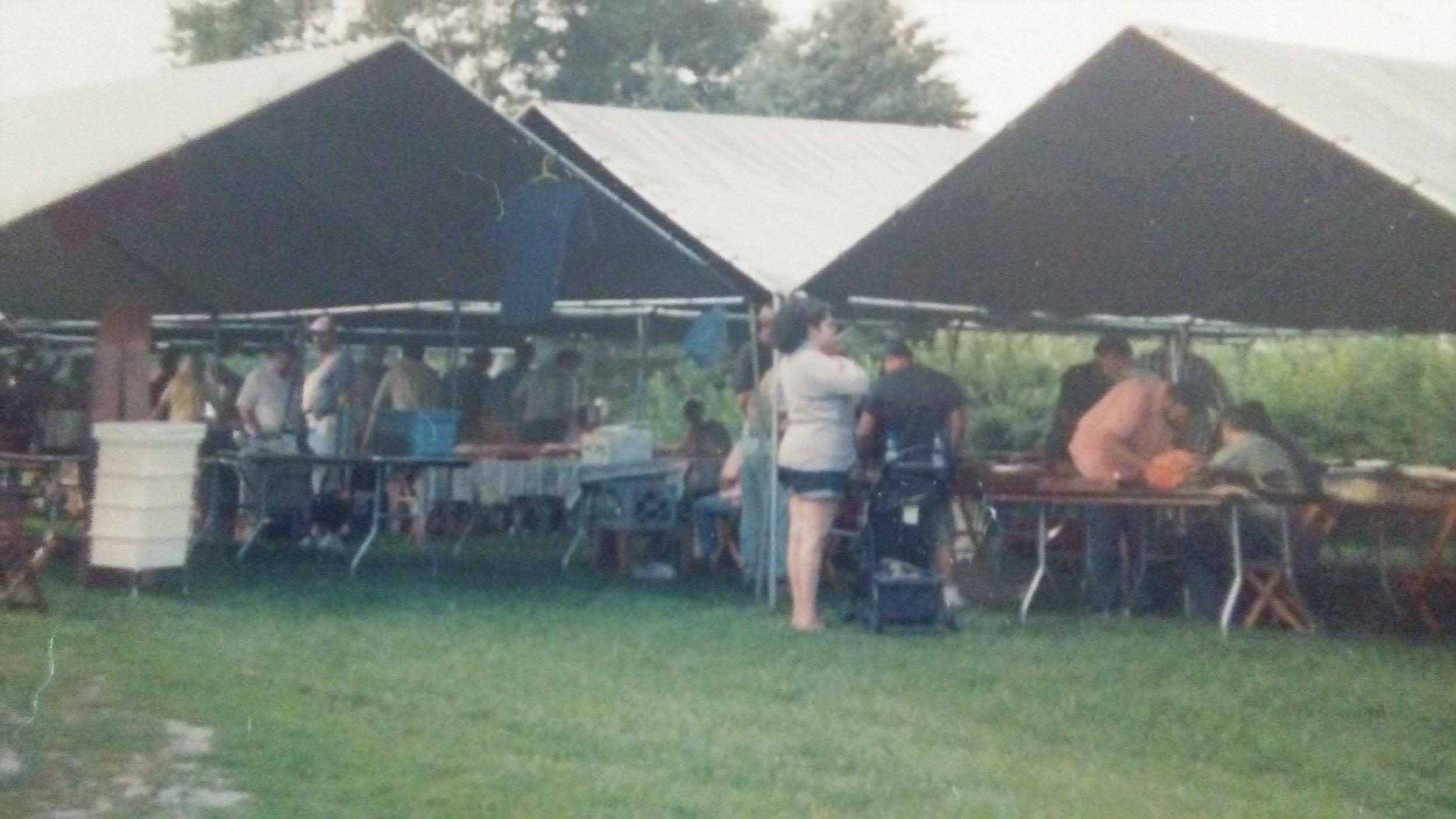 .Seaman's Fort summer picnic 2003