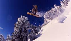 Hoo Doo skiing; night skiing, ski racing