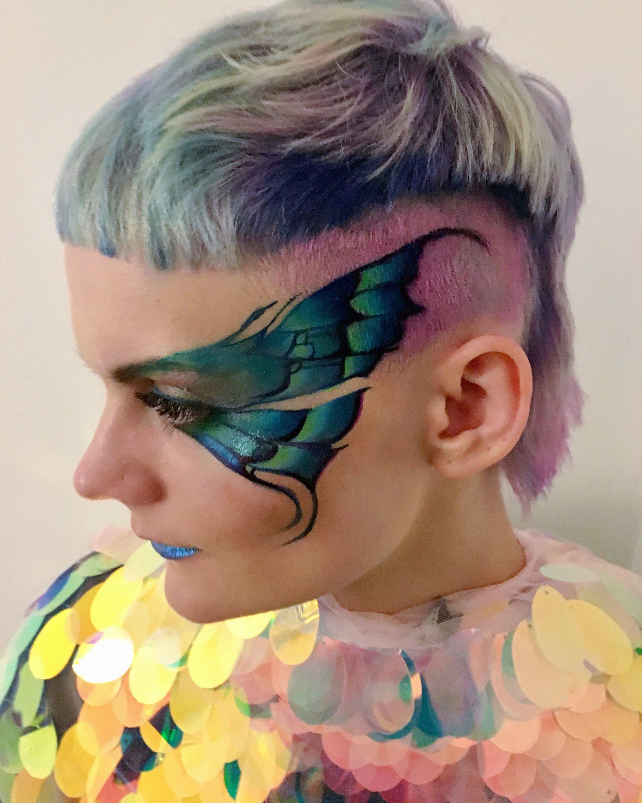 Sequin butterfly - Brierley Thorpe 2018.JPG