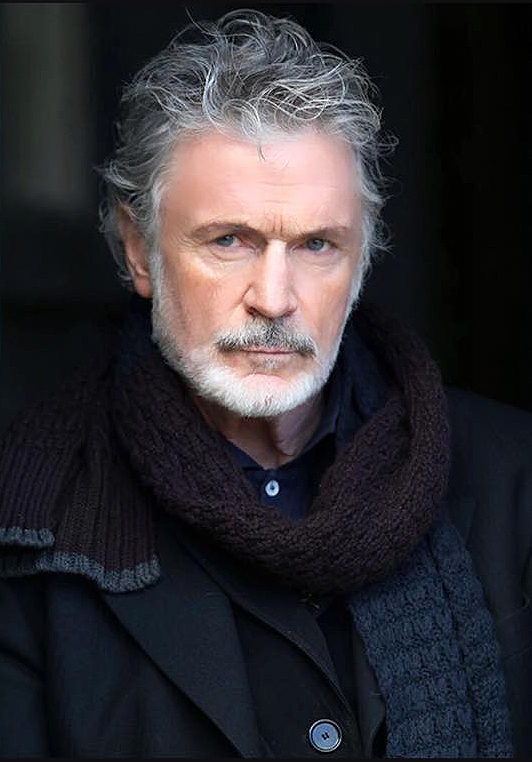 An intimate evening with Patrick Bergin. -