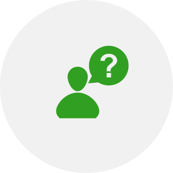 Ask questions of your support network