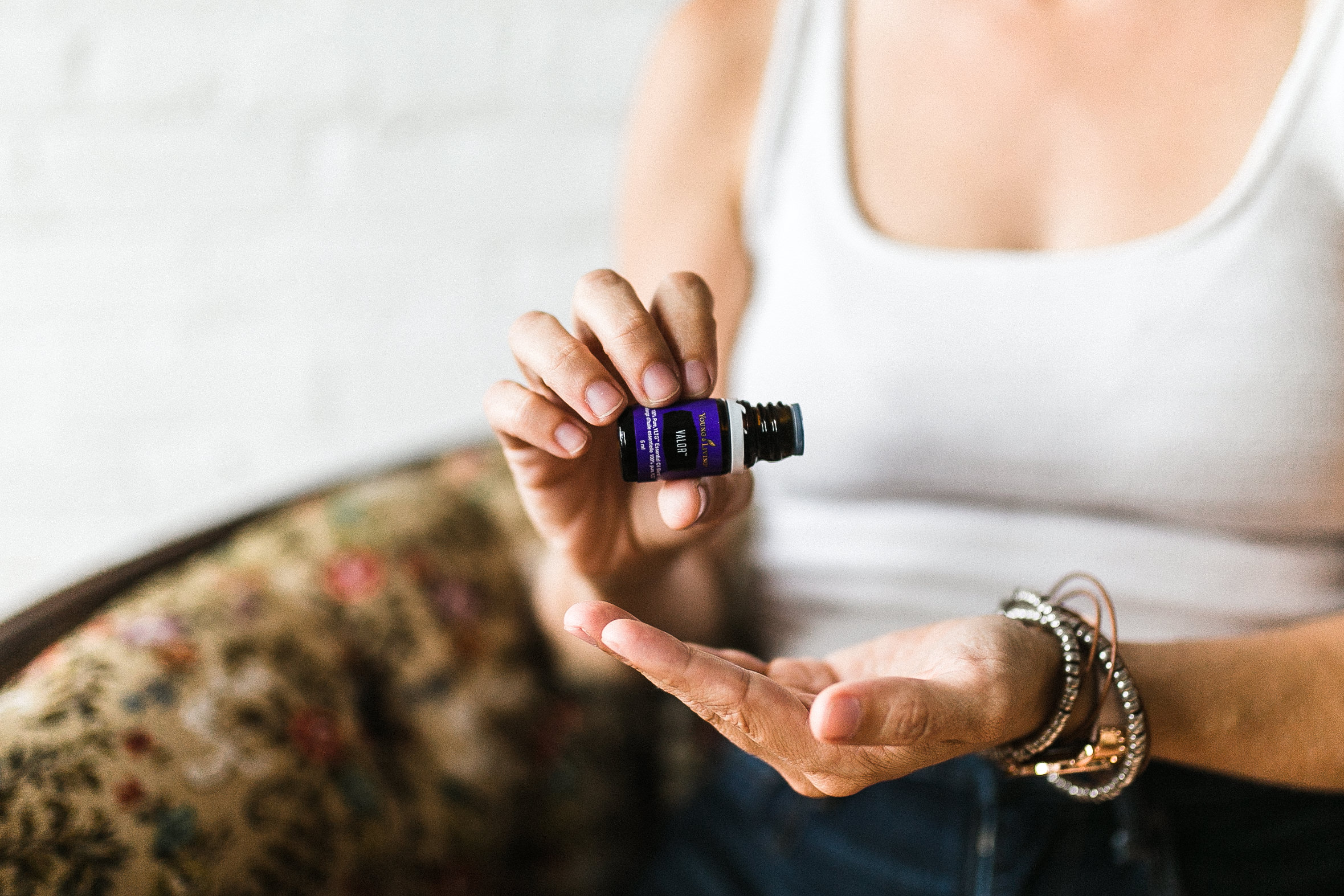 Aromatherapy Coaching Session$60 - 60 Minute Session