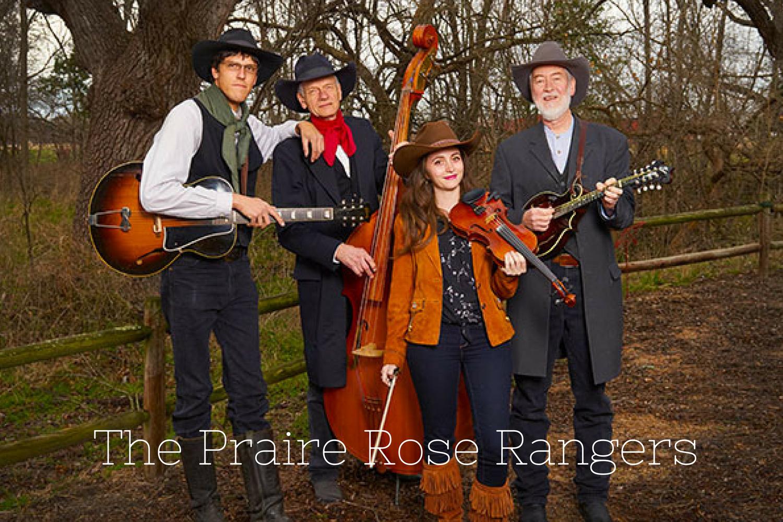 The Prairie Rose Rangers
