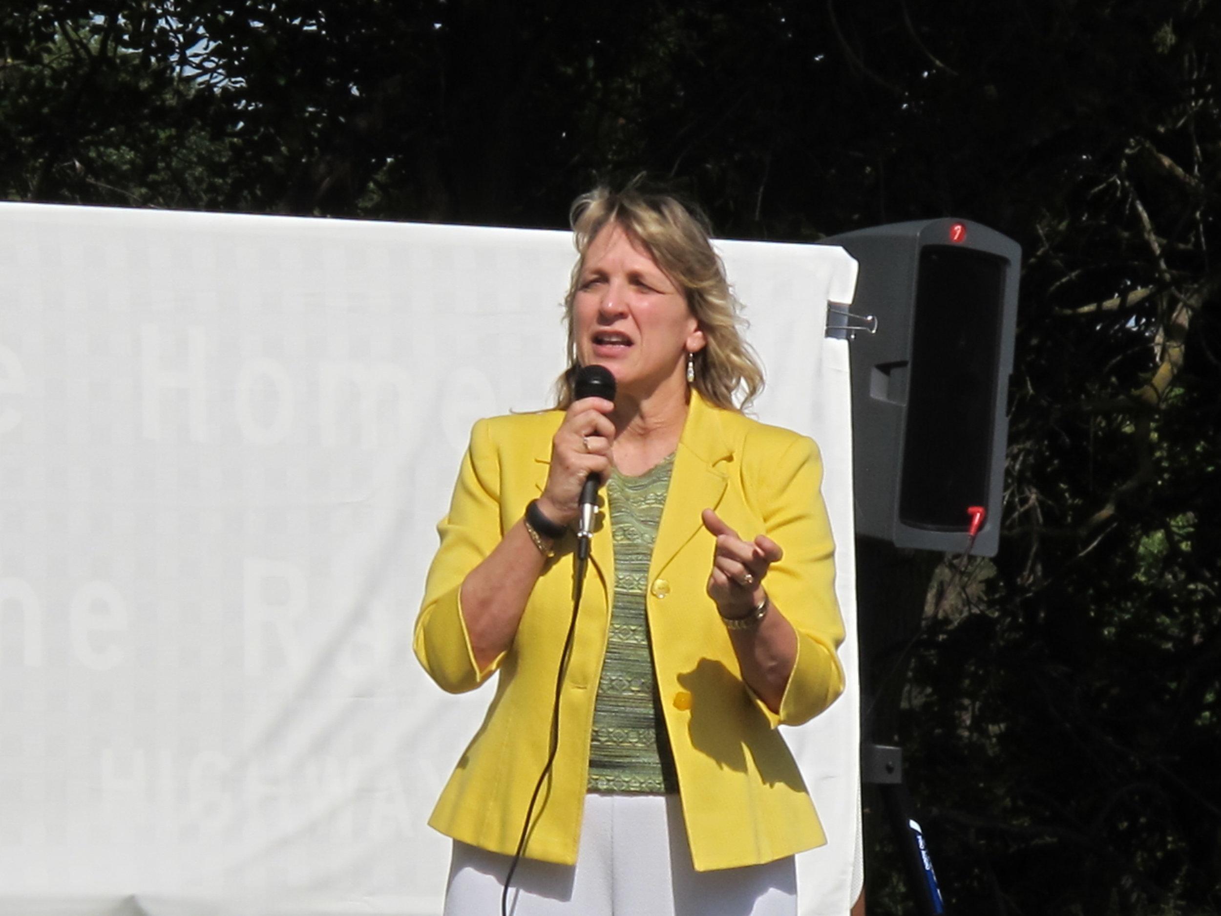 Kansas Senator Elaine Bowers