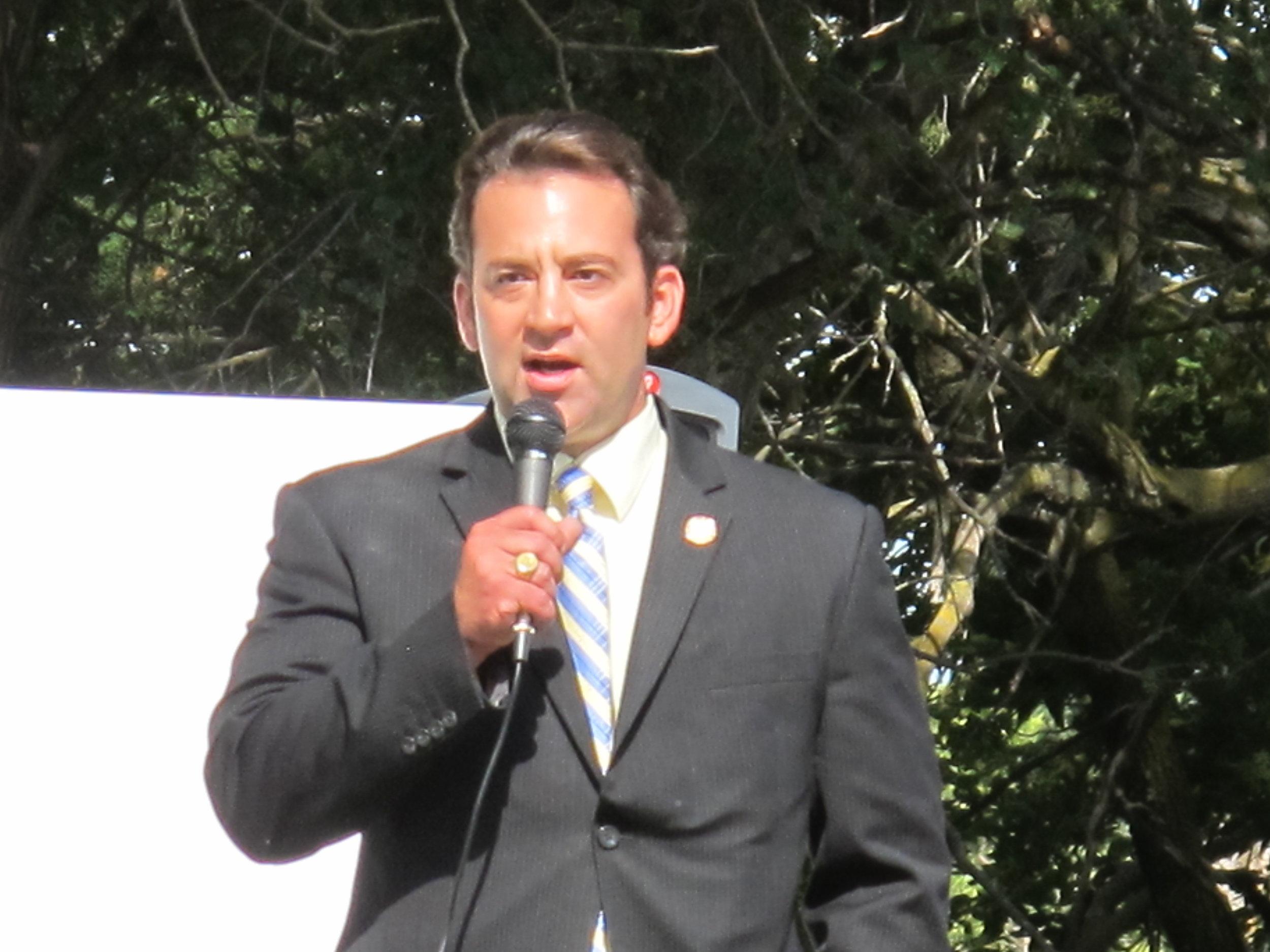 Kansas Representative Troy Waymaster