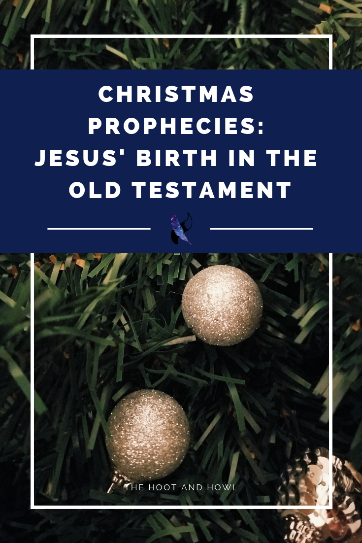 There are lots of passages in the Old Testament predicting Jesus' birth! Let's take a look at some of the prophecies and their fulfillment in Jesus' birth and life.