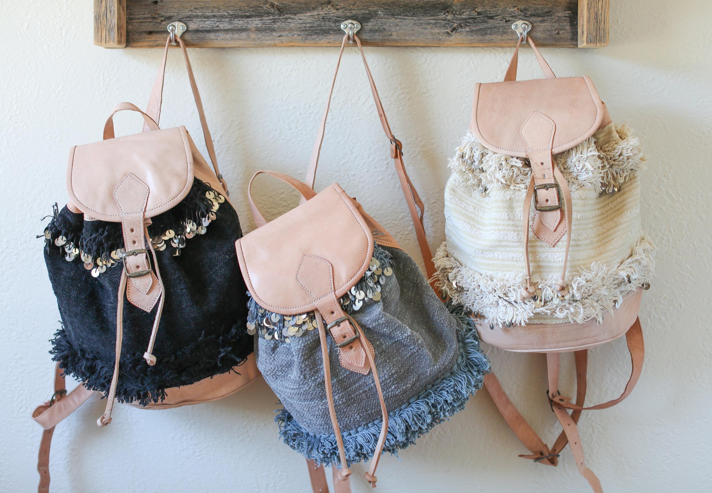 Handira Backpacks -