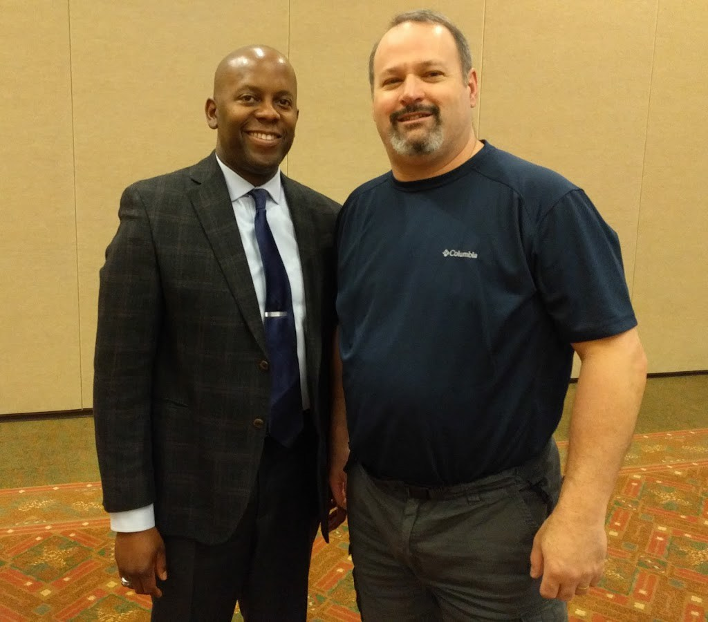 Jeff Groth, Chief of Police, Sherwood Police Department Oregon Association Chiefs of Police Annual Conference Bend, OR (April 2017)