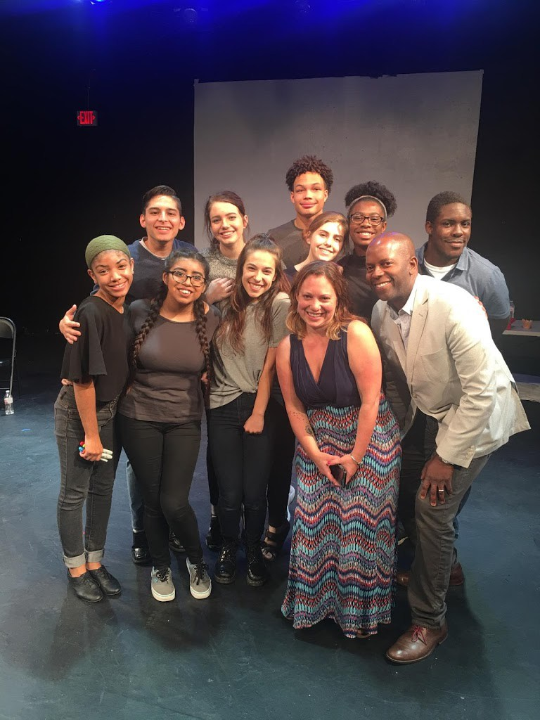 """Cry Havoc Theater Company  Encore Production of """"Shots Fired"""" Dallas, TX (July 2017)"""