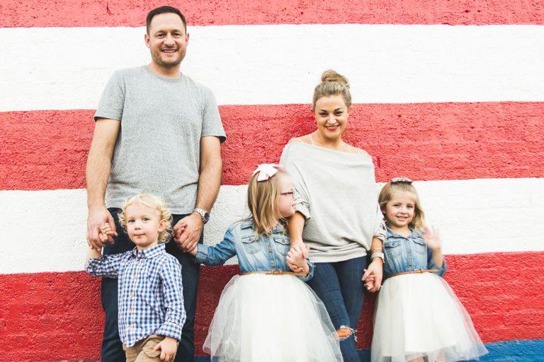 The Leaverton Family