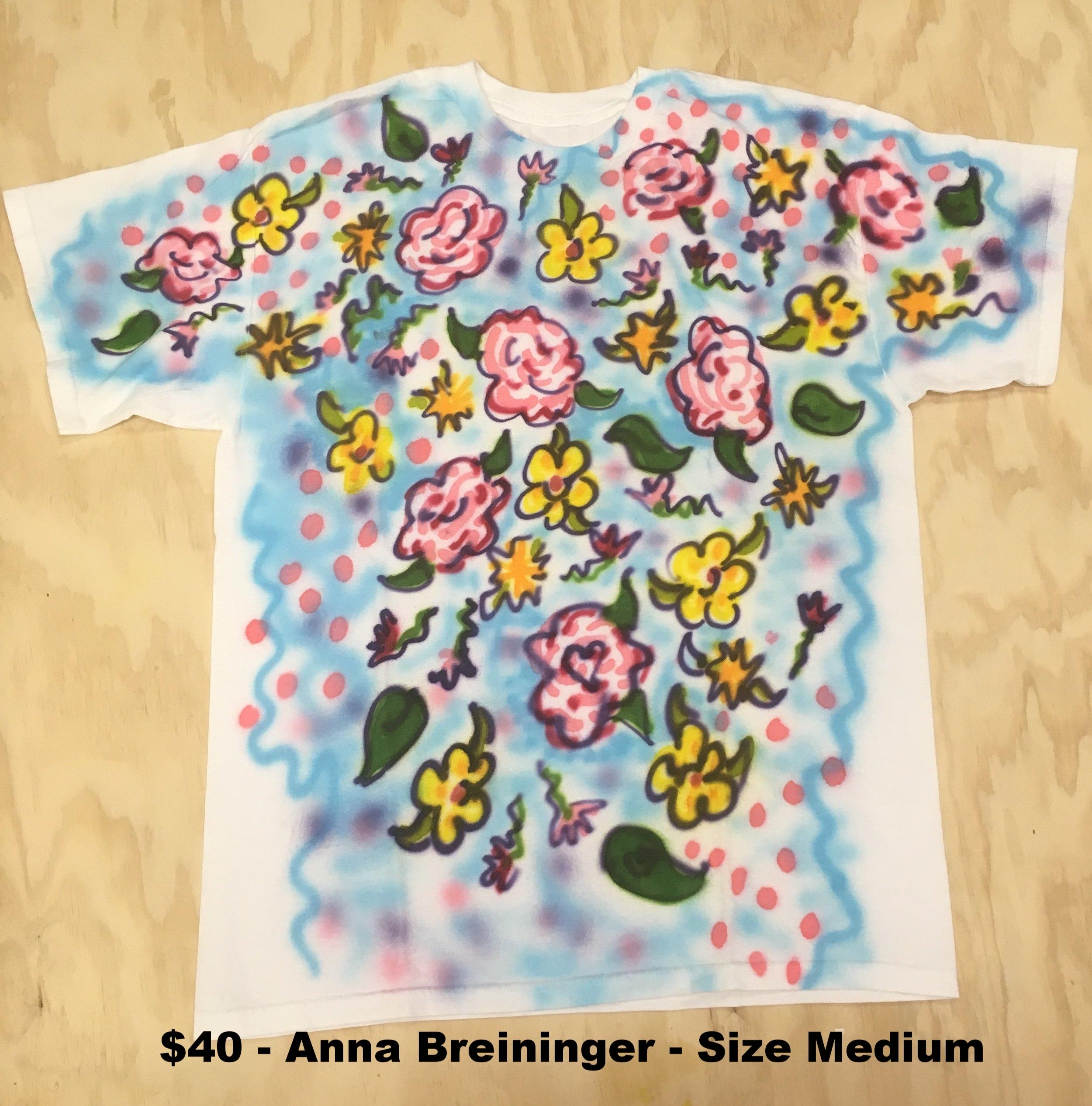 $40 - Anna Breininger - Size Medium