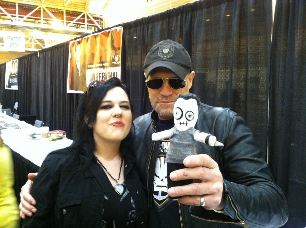 Michael Rooker of The Walking Dead