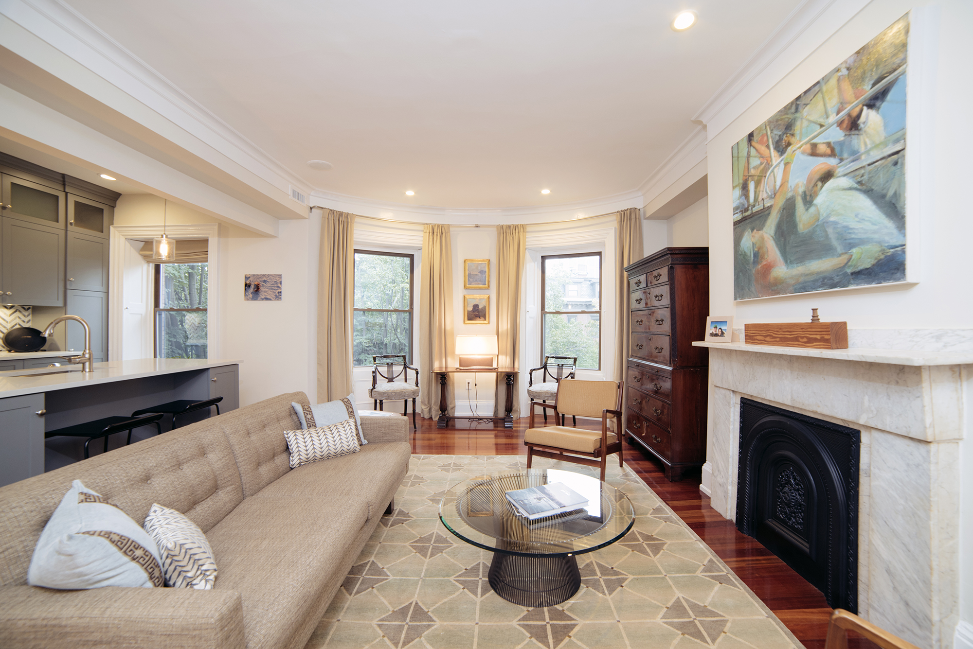 South End Townhome -