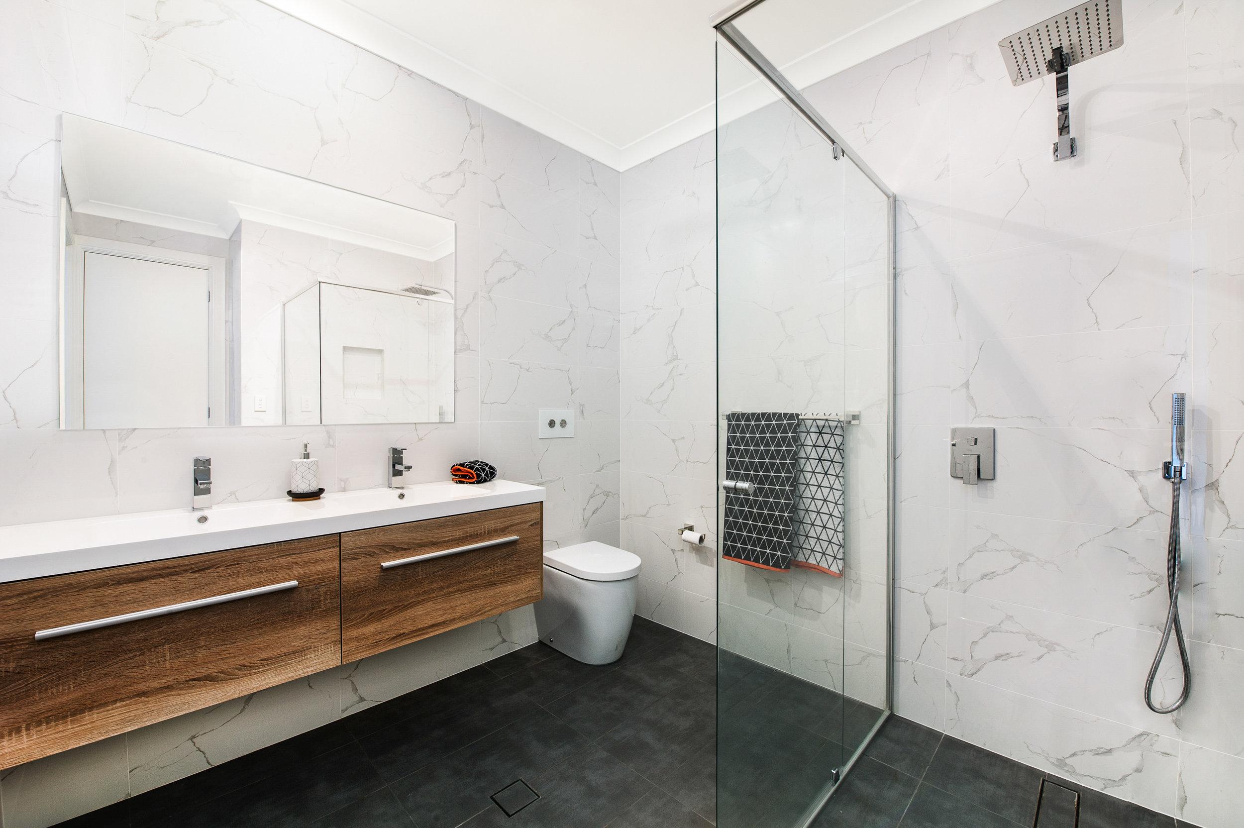 Copy of Kiama Shellharbour Gerringong Berry Wollongong South Coast Illawarra Real Estate Photographer, real estate photography, real estate, photographer - bathroom