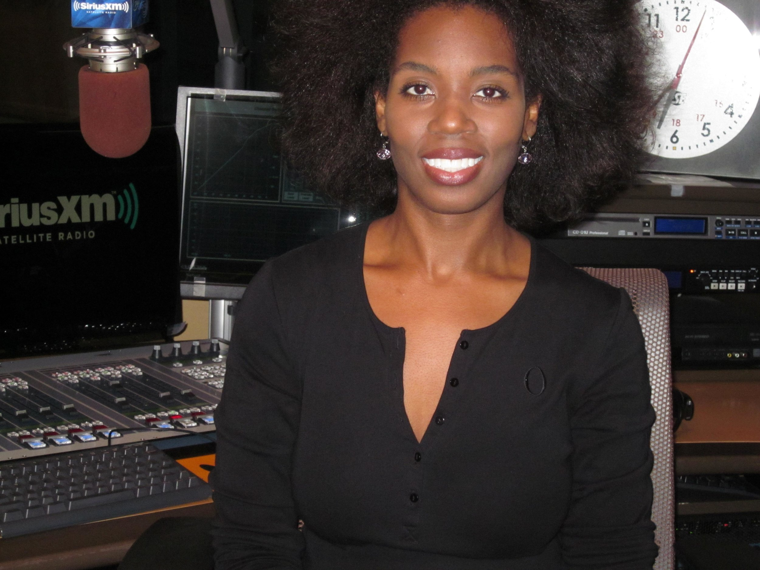 Alicia Haywood at Oprah Radio.jpg