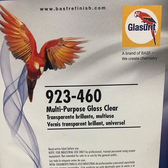 #Glasuit #clear #automotive #refinish