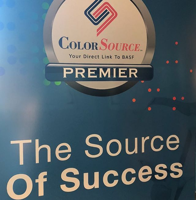 Basf color source conference #2019 #RM #Limco #glasurit #automotive #refinish