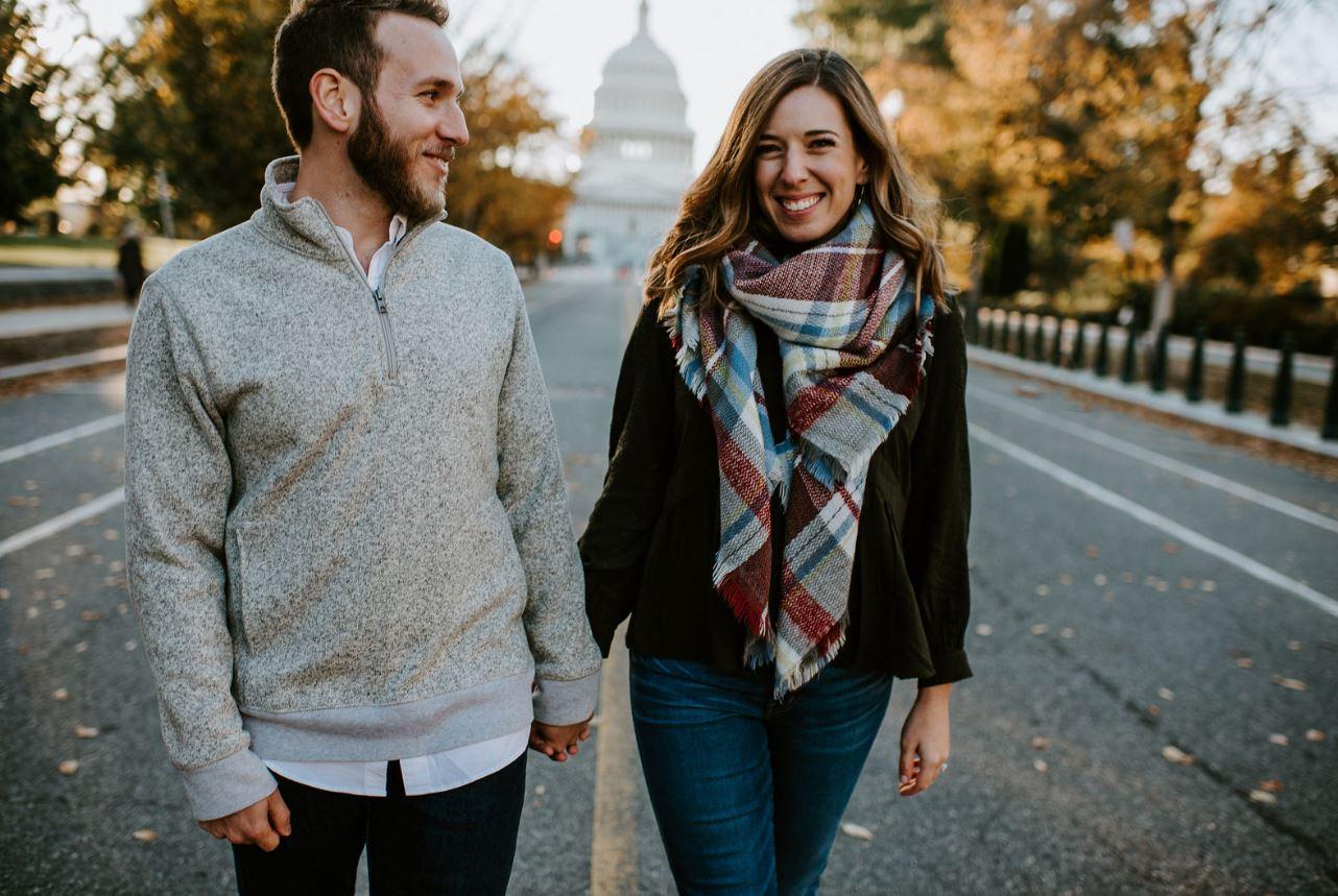 capitol-hill-dc-engagement-photos