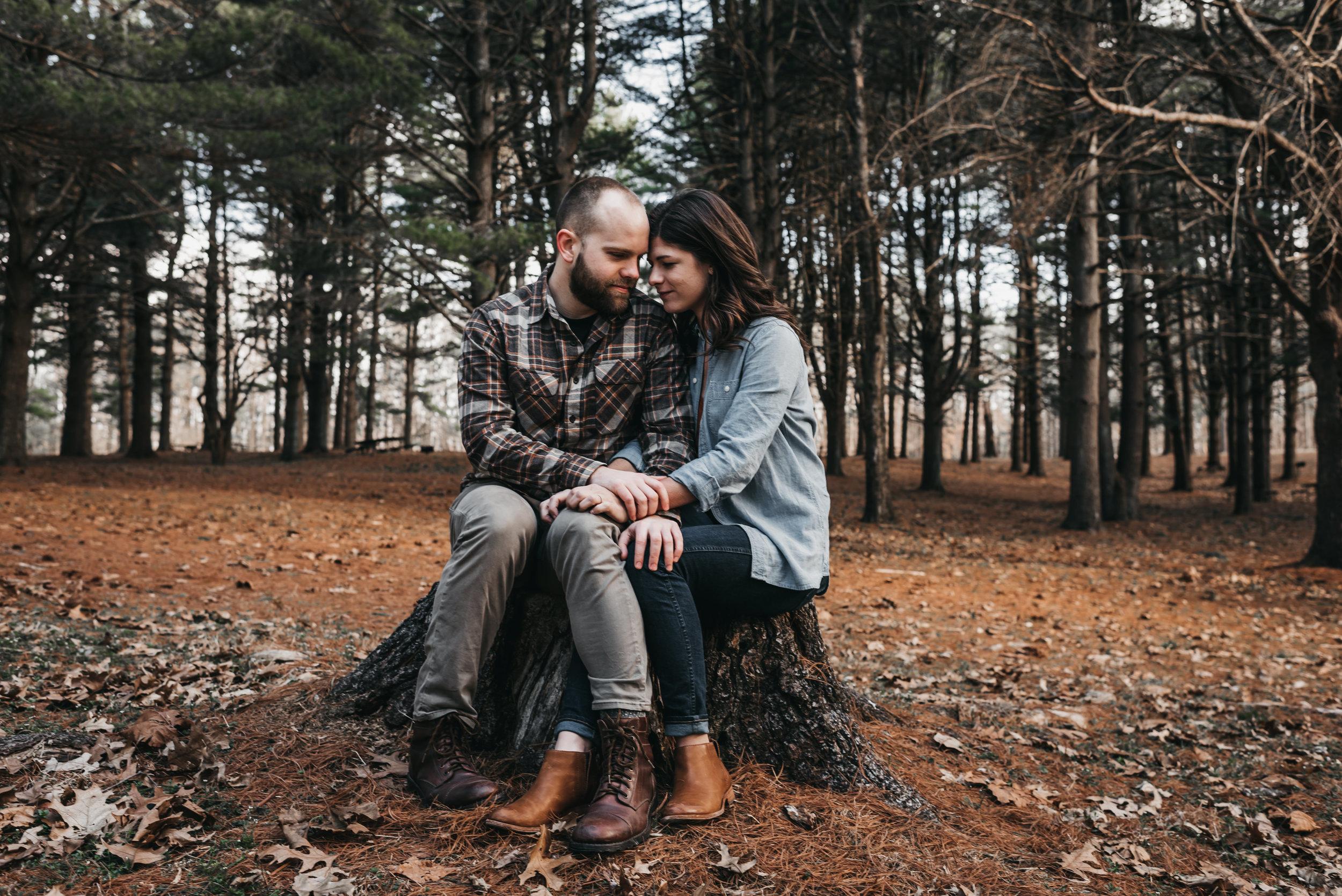 Seneca-Creek-Park-Engagement-Photography