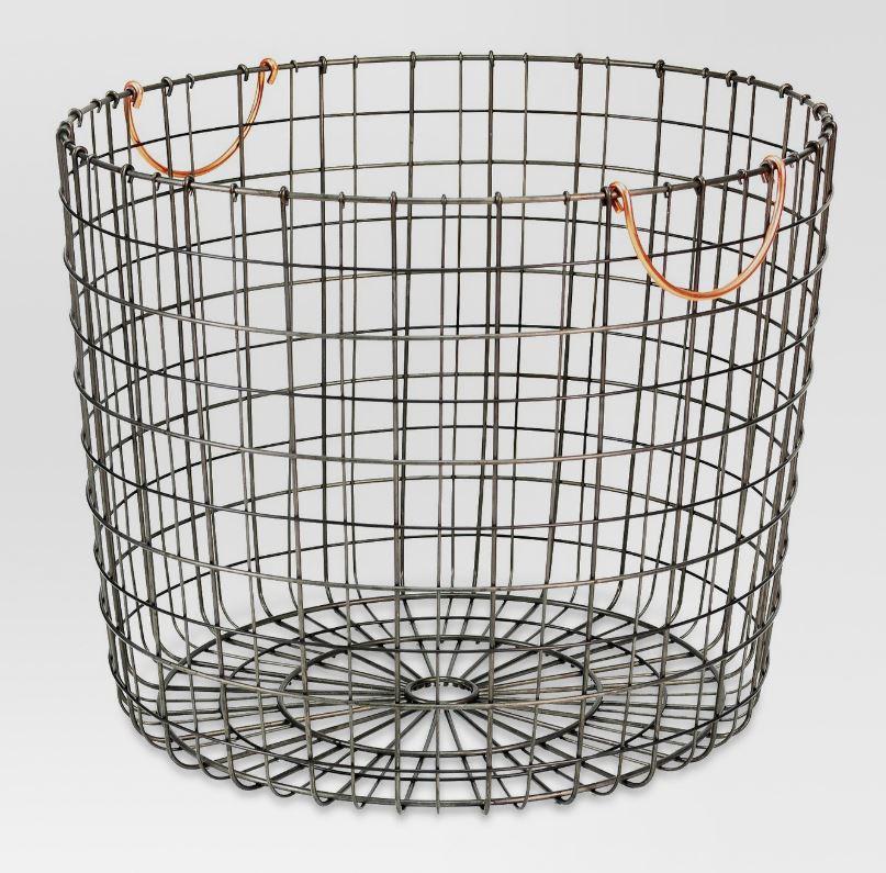 target circular metal basket.JPG