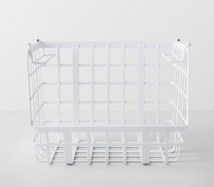 target white open organizer bin.JPG